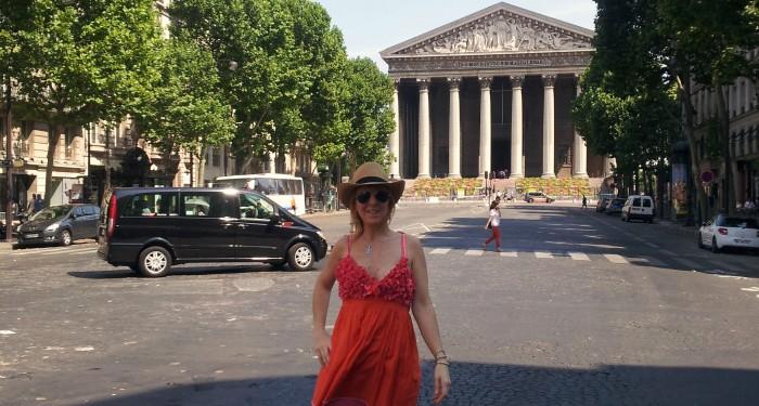 Descubriendo Paris con Zelmira Kroselj
