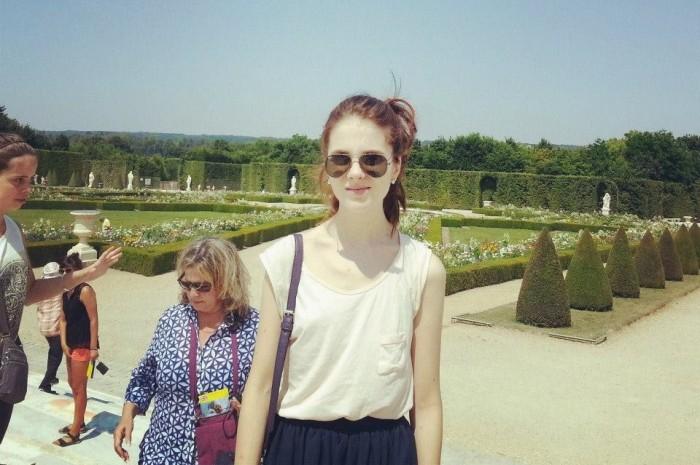 Descubriendo Paris con Flor Brunetto
