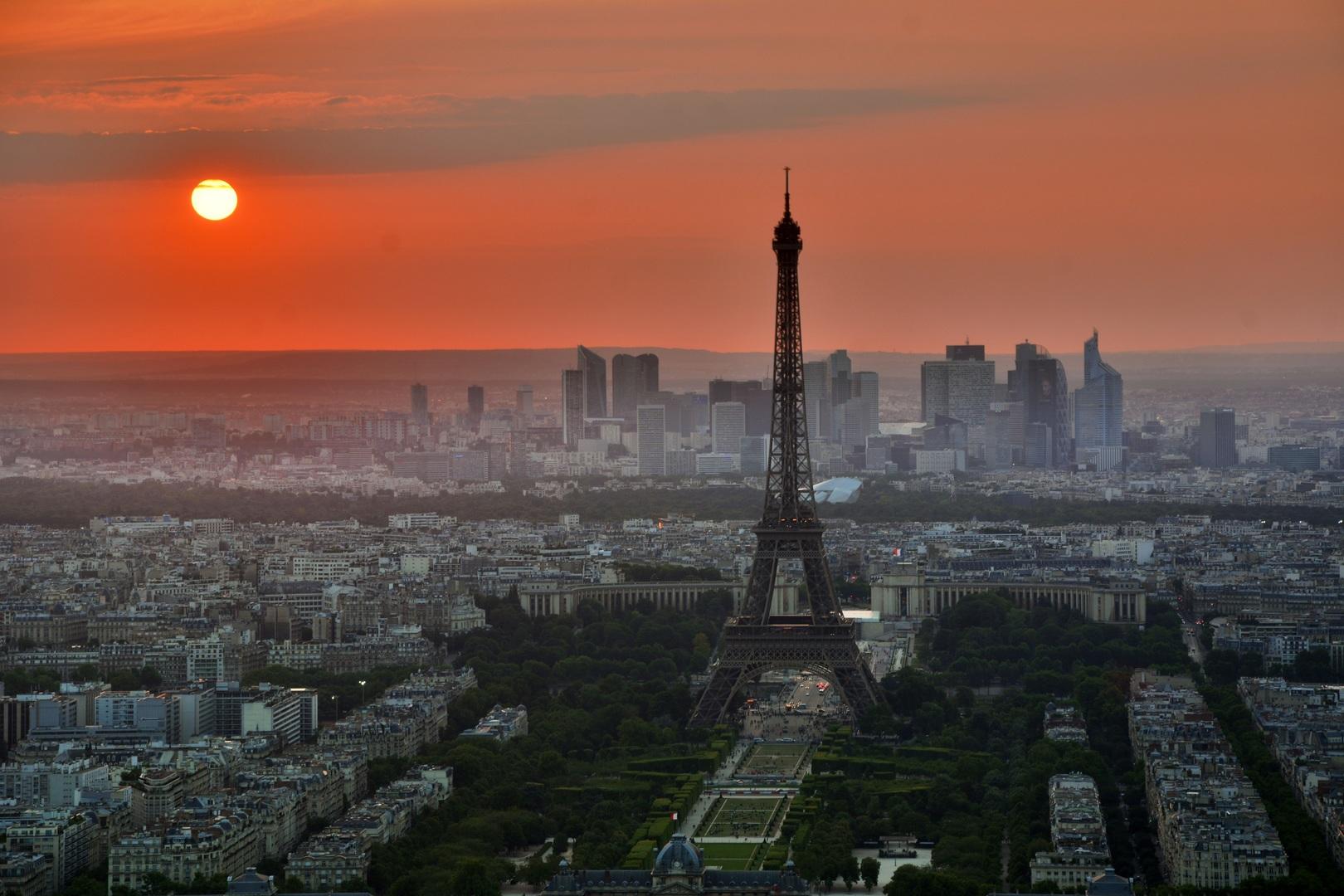 Paris en 7 palabras