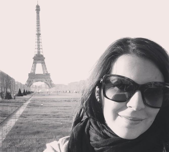 Descubriendo Paris con Ceci Saia